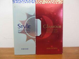 GALE HAYMAN PERFUME Style /Glamour EAU DE TOILETTE DESIGNER RARE & DISCONTINUED