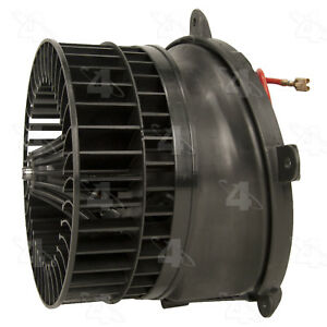 New Blower Motor With Wheel   Four Seasons   75897