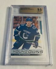 ELIAS PETTERSSON - 2018/19 UPPER DECK - YOUNG GUNS ROOKIE - #248 - BGS 9.5 -