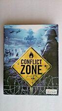 Conflict Zone (PC Windows 2001) - Big Box Edition