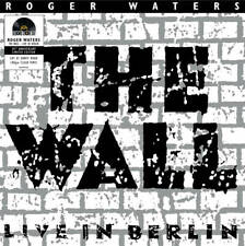 ROGER WATERS - The Wall live in Berlin (2020) RSD 2020 2 LP Clear vinyl