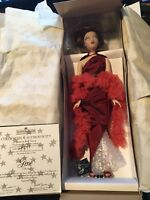 Ashton-Drake Galleries Gene as Red Venus doll new in box with tags