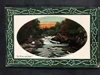 Vintage Postcard: #TP2321: River & Dell: Posted 1912 To Military Hospital Egypt