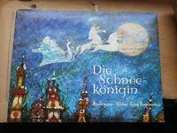 Mischa Damjan: Die Schneekönigin Märchen von H.C. Andersen Toma Bogdanovic 1979