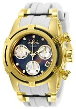 Invicta 28166 Bolt Women's 42mm Chronograph Gold-Tone Black Dial Watch
