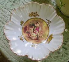 Beautiful Golden Star Imports Compote Victorian Style Vintage