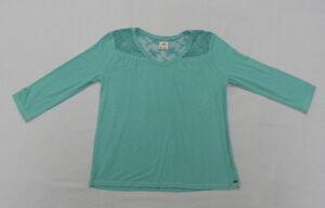 O'Neill Girls Kelly Medium Long Sleeve Casual Elegant  Shirt