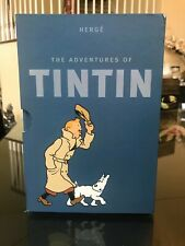 The Adventures of Tintin: Collector's Gift Set Hardcover by Herge (English)