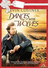 Dances with Wolves (DVD, 2004-BRAND NEW-ENGLISH AND FRENCH-FREE SHIP IN CANADA