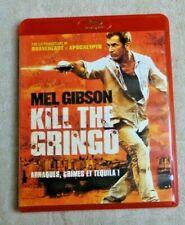 DVD CINÉMA FILM SERIE / KILL THE GRINGO MEL GIBSON ADRIAN GRUNBERG 2012 BLU-RAY