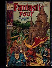 Fantastic Four #84 (Marvel) 1st Print Dr. Doom by Stan Lee/Jack Kirby - Movie