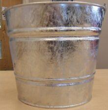 SupaHome Galvanised Bucket 27cm 10L