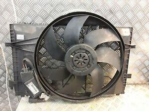 MERCEDES BENZ CLK W209 270 2.7 CDI Air Conditioner Radiator Fan 2035000293
