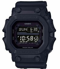 GX56BB-1 Casio G-Shock  Solar Mud Resist All Black Blackout Series Men's Watch