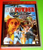 GUNPOWDER - Norman J. Warren 1987 - English/Español -DVD R2- Precintada