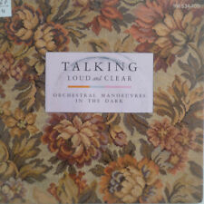"""7"""" 1984 ! ORCHESTRAL MANOEUVRES IN THE DARK : Talking Loud And Clear ( MINT-? )"""