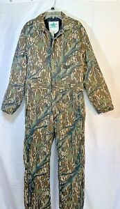 Liberty Rugged Outdoor Gear Treestand Coveralls Insulated Size M 38-40 Mossy Oak