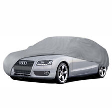 Car Cover for BMW 3 93-14 Outdoor Waterproof UV Fit Breathable Multi Layers
