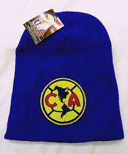 8e88490e042 Club Aguilas del America Soccer Beanie cuffless