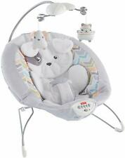 Fisher-Price Deluxe Bouncer: Sweet Dreams Snugapuppy - Baby Bouncer *Brand New*