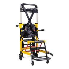 LINE2design Medical Evacuation Chair - Manual Track Stair Chair - Cap. 400 lbs