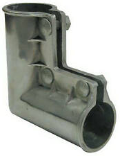 Aluminum Gate Ell with Nuts & Bolts, 1-3/8 x1-3/8-In.