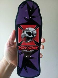 Powell Peralta Tony Hawk Display Handboard / Skateboard Deadkings