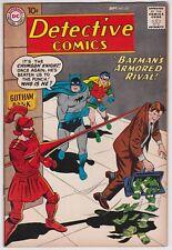 Detective Comics #271 F-VF 7.0 Batman Robin Batman's Armored Rival 1959!-
