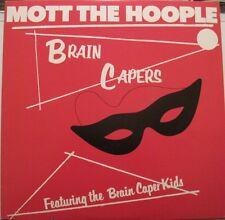 MOTT THE HOOPLE - Brain Capers - LP USA - Ian Hunter - 70s Rock - rare oop L@@K