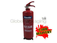 2KG DRY POWDER ABC FIRE EXTINGUISHER HOME OFFICE CAR