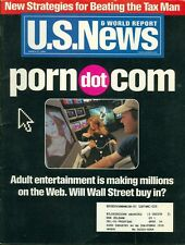 2000 U.S. News & World Report Magazine: Porn.com- Will Wall Street Buy In?