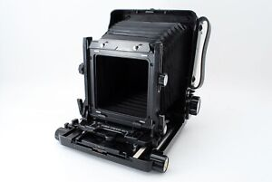"""""""EXC +4"""" Toyo Field 45A 45 A Large Format Camera Body + Hood from Japan 8631"""