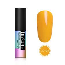 5ml 175 Colors Soak Off UV Gel Nail Polish UV/LED Gel Nails Manicure Salon Decor