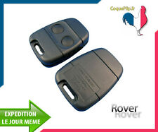 Coque Télécommande Plip Boutons ROVER 25 45 100 200 400 ZS ZR MINI MG MGF