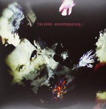 THE CURE Disintegration 2LP Vinyl Reissue 33RPM NEW