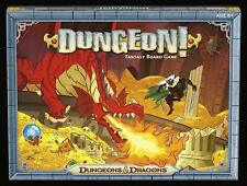 Wizards of the Coast D&D Dragons Dungeon Fantasy Board Game New Sealed