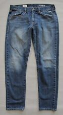 GAP Original Fit Jeans 30 10 Worn Selvage Medium Cotton 1969 Denim boyfriend 29""