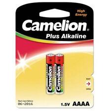 Camelion plus Alkaline Lr61 Bp2 AAAA Batterie 2er Pack