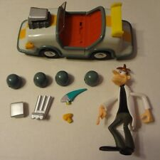 Disney Phineas and Ferb FERB MY RIDE - Agent P Hovercraft and Dr. Doofenshmirtz