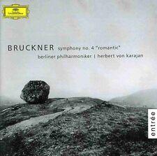 Anton Bruckner, Herbert von Karajan - Sym 4 Romantic [New CD] Canada - Import