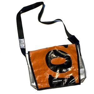 FREITAG Classic Messenger Bag Crossbody Orange