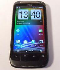 HTC Desire S Negro (Desbloqueado) Teléfono Inteligente Móvil PG88100
