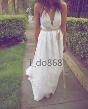 Lace Tulle V Neck Wedding Dresses