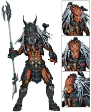 Kenner leader Clan chief action figure toy NECA Predator PVC Action Figures