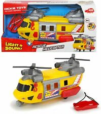 """Dickie Toys 203306004"""" Rescue Helicopter Spielzeug, Mehrfarbig"""