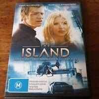 The Island Ewan McGreggor DVD R4 Like New! FREE POST
