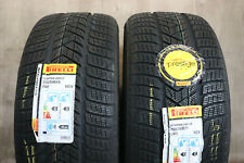 2x Winterreifen 255/50 R19 103V Pirelli Scorpion Winter NO Demo Volles Profil