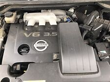 Nissan Murano 3.5 V6 Engine for sale / low miles 50k