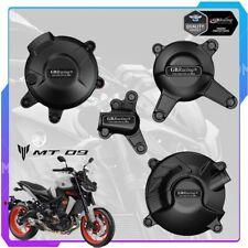 MT-09 FZ-09 GB Racing Engine Case Cover Slider Set For Yamaha MT09 Tracer XSR900