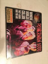 powerman 5000 when worlds collide/ they know who you are (Promotional Copy)